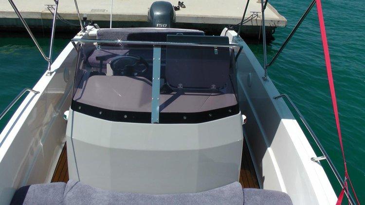Boat for rent Atlantic Marine 21.0 feet in Marina Trogir – ACI, Croatia