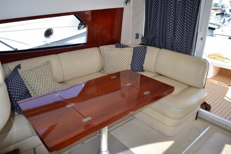 Discover Kvarner surroundings on this Fairline Phantom 43 Fairline Boats boat