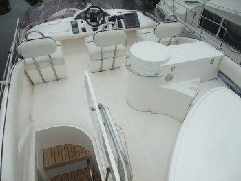 Boat for rent Fairline Boats 44.0 feet in Marina Punat (Krk), Croatia