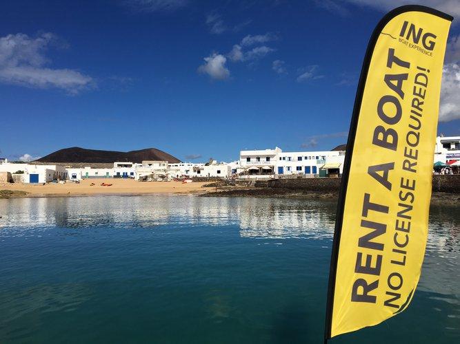 Boat for rent VANGUARD 12.0 feet in Puerto de La Graciosa, Spain