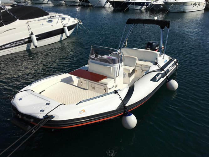 Boat for rent ZAR FORMENTI SRL 17.0 feet in Marina Kornati, Biograd, Croatia