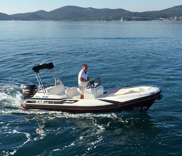 ZAR FORMENTI SRL's 17.0 feet in Zadar region