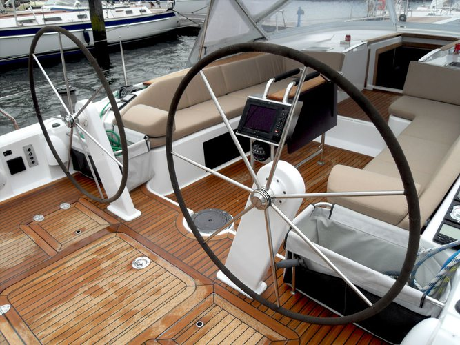Hanse Yachts's 53.0 feet in Split region