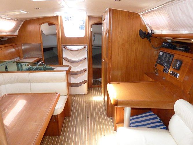 Boat for rent Jeanneau 40.0 feet in Athens - Marina Alimos (Kalamaki), Greece