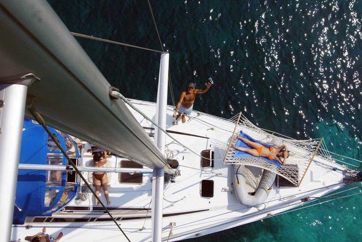 Jeanneau's 47.0 feet in Alimos