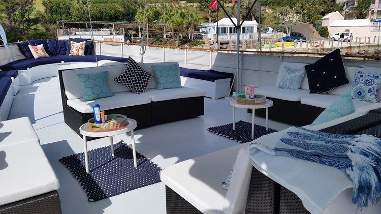 Mega yacht boat for rent in Fort Lauderdale