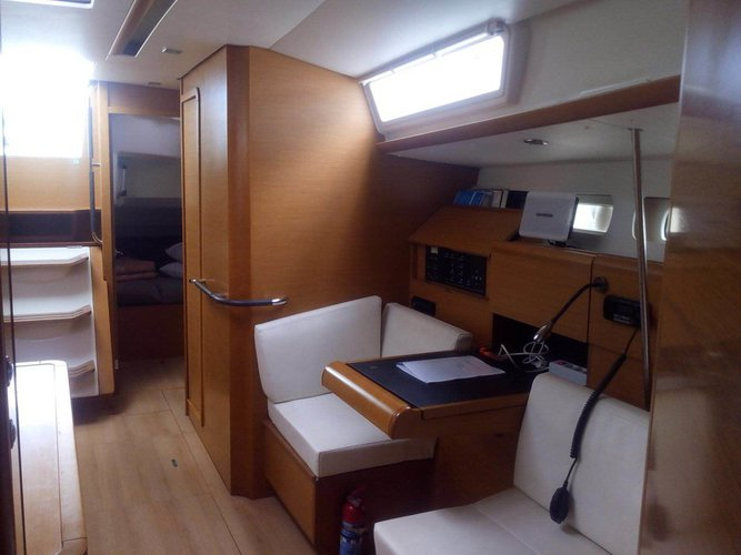 Jeanneau boat for rent in Campania