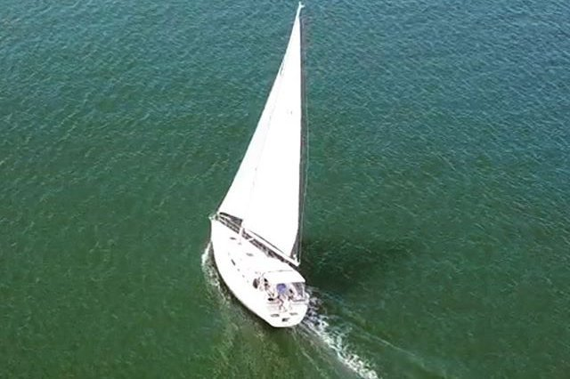 Come and enjoy Sag Harbor in this Beautiful Sloop with a local captain