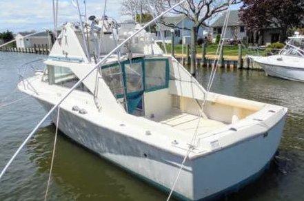 Fun Fishing and Family Boat in NC