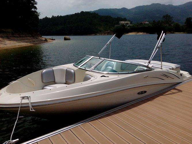 Sea Ray 185 Sport for rent in Rio Caldo