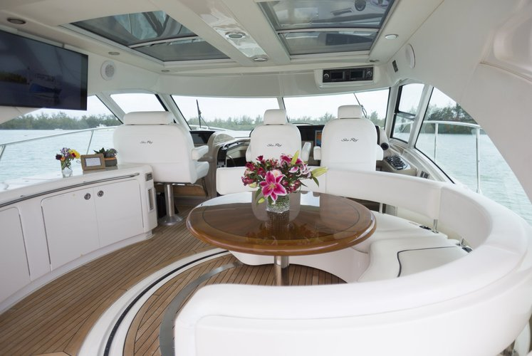 Boat for rent Sea Ray 60.0 feet in Hyatt Regency Pier 66, FL