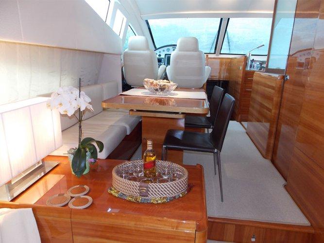 Motor yacht boat rental in Alimos, Athens, Greece, Greece