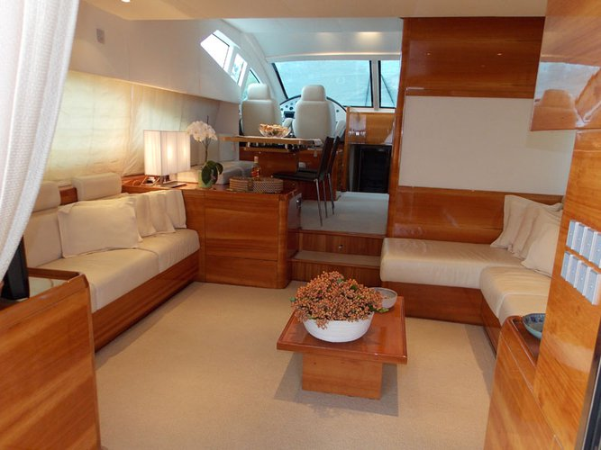 Boat for rent Aicon 64.0 feet in Alimos, Athens, Greece, Greece
