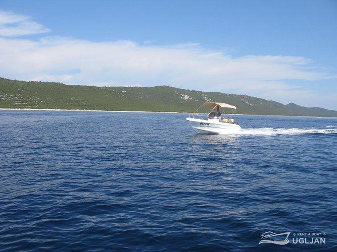 Other boat rental in Ugljan, Croatia