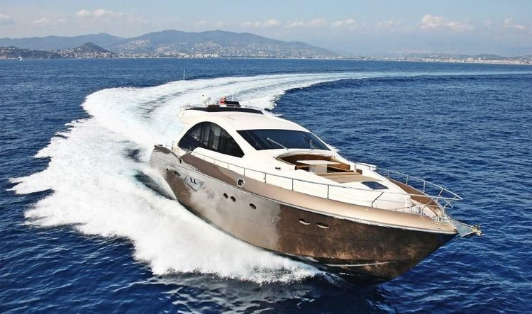 Super Yacht for rent in Nice
