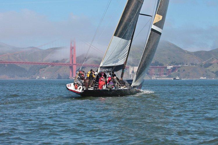 Custom's 84.0 feet in San Francisco