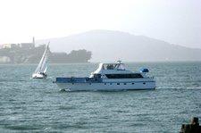 Rent a luxurious motor yacht in San Francisco, California