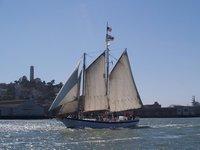 Set Sail in San Francisco onboard a Classic Schooner