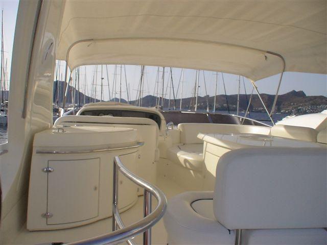 This 68.0' Azimut / Benetti Yachts cand take up to 6 passengers around Dubrovnik region