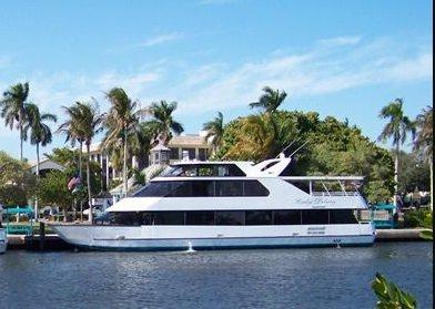 Explore Florida onboard 90' luxurious motor yacht