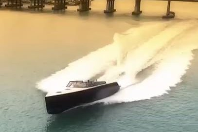 Motor yacht boat rental in Behind Four Ambassadors Hotel, FL