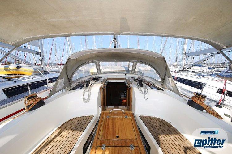 Boat for rent Bavaria Yachtbau 39.0 feet in Marina Kornati, Biograd, Croatia
