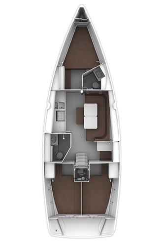Bavaria Yachtbau's 40.0 feet in Saronic Gulf