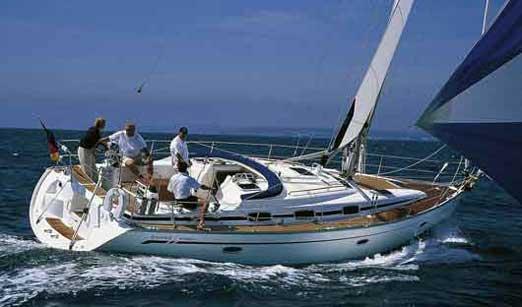42.0 feet Bavaria Yachtbau in great shape