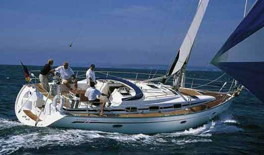 Bavaria Yachtbau's 42.0 feet in Zadar region