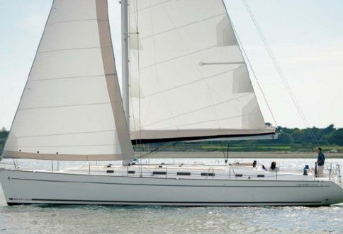 Set sail in France onboard Beneteau Cyclades 50.4