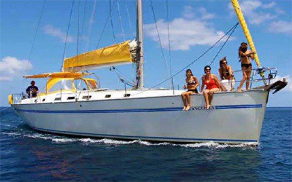 Have fun in France onboard Beneteau Cyclades 50.5