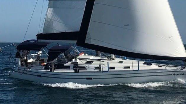 Set Sail in California onboard 42' Catalina