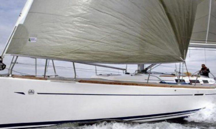 Explore France onboard Dufour 40