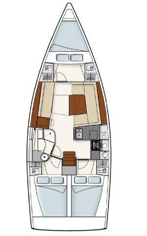Boat for rent Hanse Yachts 37.0 feet in Horta Marina, Portugal