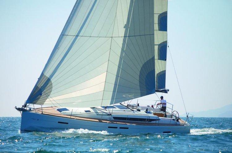 Rent a Jeanneau Sun Odyssey 449 in Grenada