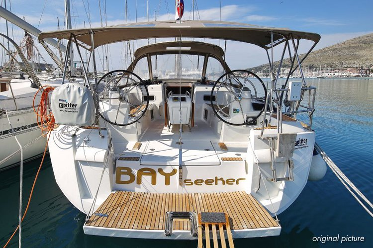 Boat for rent Jeanneau 47.0 feet in Marina Trogir - SCT, Croatia