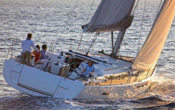 Enjoy cruising in Grenada onboard this elegant yacht