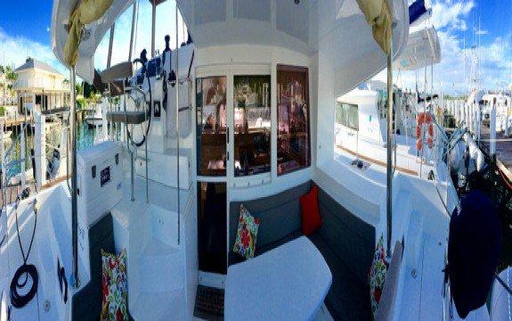 Boat for rent Lagoon 39.3 feet in Palm Cay Marina, Bahamas