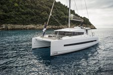 Make your upcoming vacation memorable onboard this luxurious catamaran