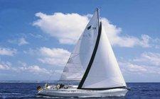 Rent 38' cruising monohull in France