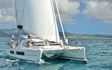 Explore Grenada onboard 42 Catana
