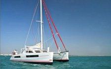 Enjoy Bas du Fort, Guadeloupe onboard Catana 47