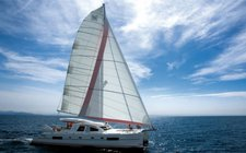 Indulge in the luxury in the Caribbean onboard this luxurious catamaran