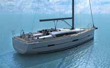 Make your dreams come true onboard Dufour 412 Grand Large