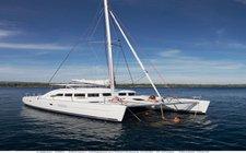 Escape from Boisterous crowd onboard this splendid catamaran