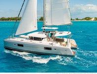 Rent Lagoon 42 in Grenada