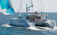 Set your dreams in motion onboard Lagoon 450 F Luxe in Phuket, Thailand