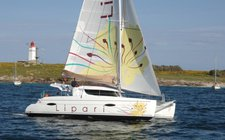 Set your dreams in motion in Bahamas onboard Lipari 41