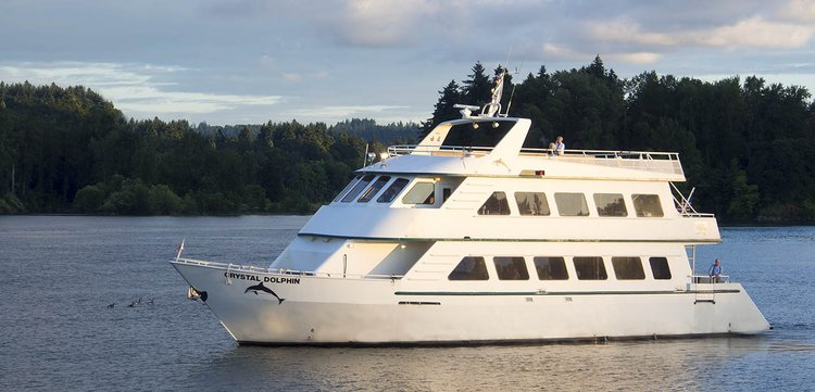 Enjoy cruising onboard party vessel second to none