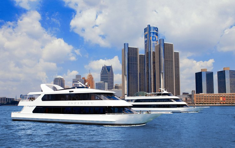Set sail onboard Michigan's most entertaining yacht